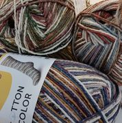 Regia Cotton color 100 g